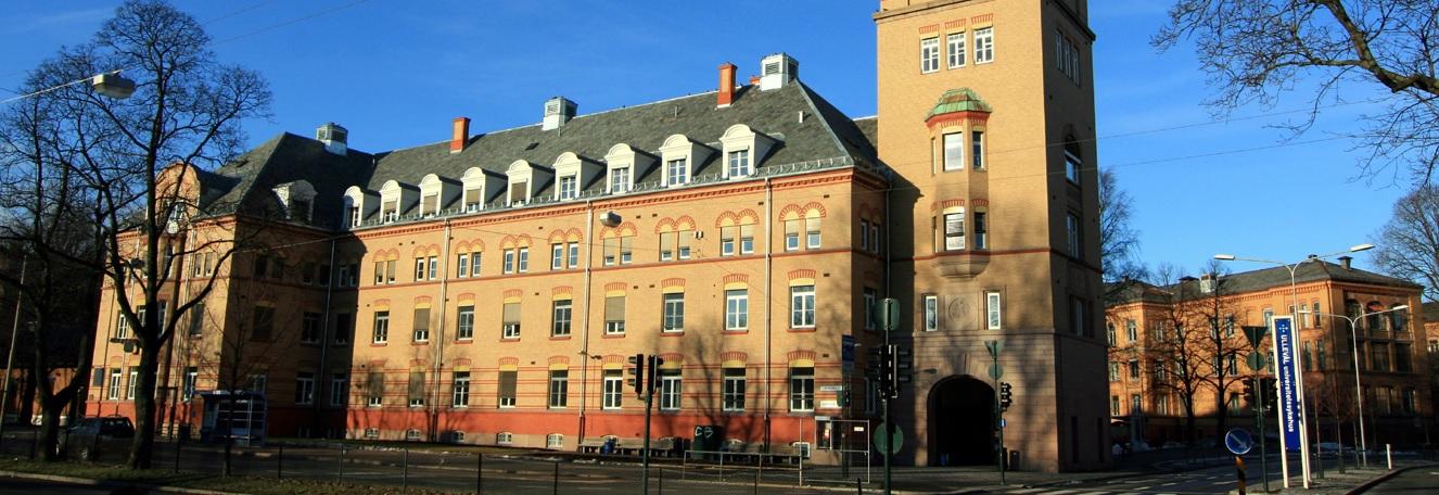 Ullevål_universitetssykehus